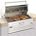 "Picture of Firemagic Built-In Legacy 30""  Charcoal Grill"