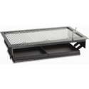 """Picture of Firemagic Classic Built-In Countertop Firemaster 30"""" Charcoal Grill"""