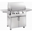 Picture of Firemagic Aurora A540S Cabinet Gas Grill With Single Side Burner