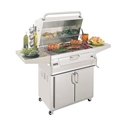 "Picture of Firemagic Stand Alone Legacy 30"" Cabinet Charcoal Grill"