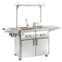 Picture of Fire Magic 2D-SSA Stand Alone Cart Beverage Center