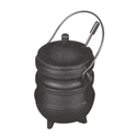 Picture of Black Firepot