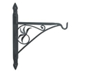 Picture of 24'' Wrought Iron Fireplace Crane