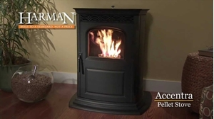 Picture of Harman Accentra Pellet Stove