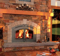 Picture for category Wood Fireplaces
